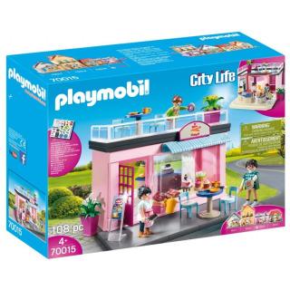 Obrázek 1 produktu Playmobil 70015 Oblíbená kavárna