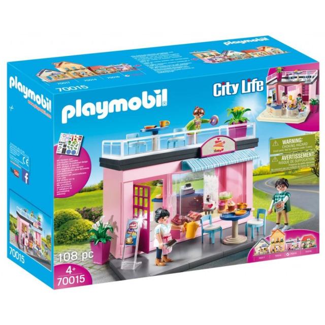Obrázek produktu Playmobil 70015 Oblíbená kavárna