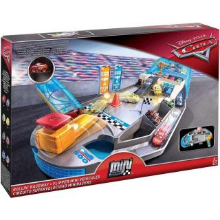 Obrázek 1 produktu Cars 3 Mini Florida 500 závodní dráha, Mattel FPR05
