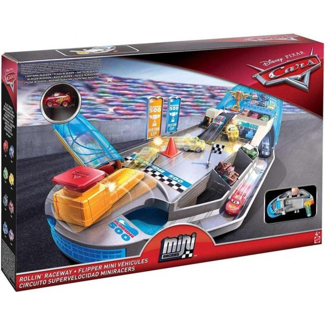 Obrázek produktu Cars 3 Mini Florida 500 závodní dráha, Mattel FPR05