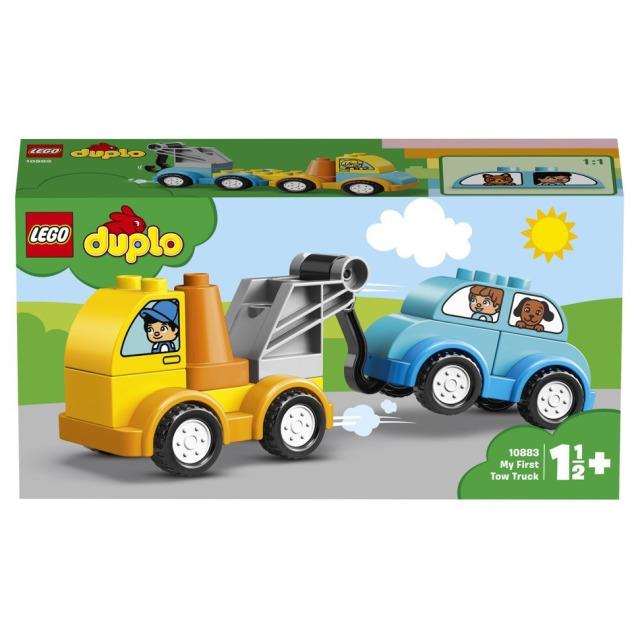 Obrázek produktu LEGO DUPLO 10883 Můj první odtahový vůz