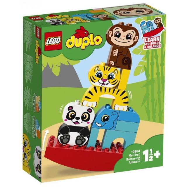 Obrázek produktu LEGO DUPLO 10884 Moje první houpací zvířátka