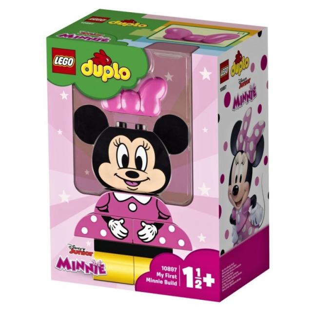 Obrázek produktu LEGO DUPLO 10897 Moje první Minnie