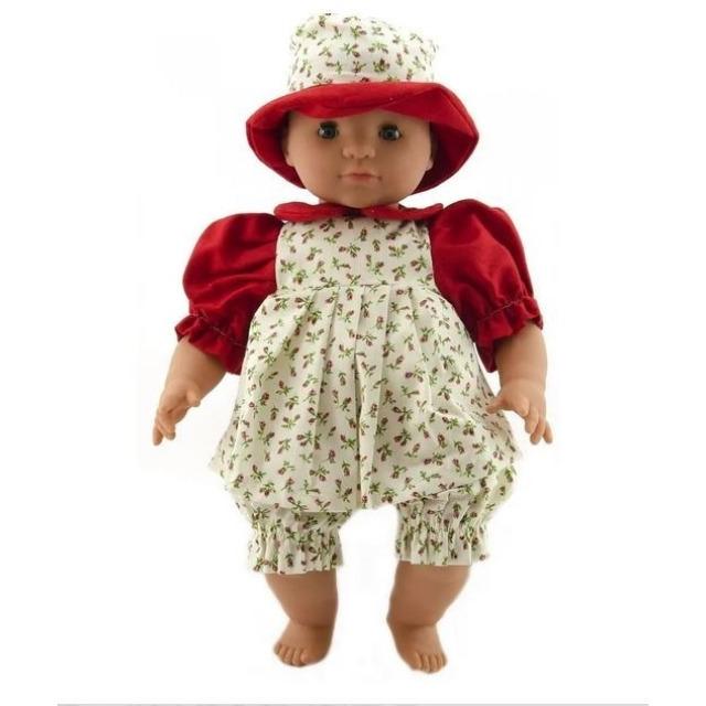 Obrázek produktu HAMIRO Panenka 40cm, s kloboučkem