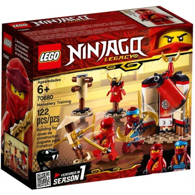 Obrázek produktu LEGO Ninjago 70680 Výcvik v klášteře