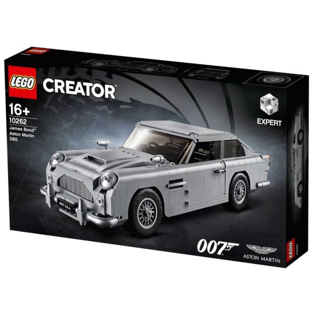 Obrázek produktu LEGO Creator 10262 Bondův Aston Martin DB5