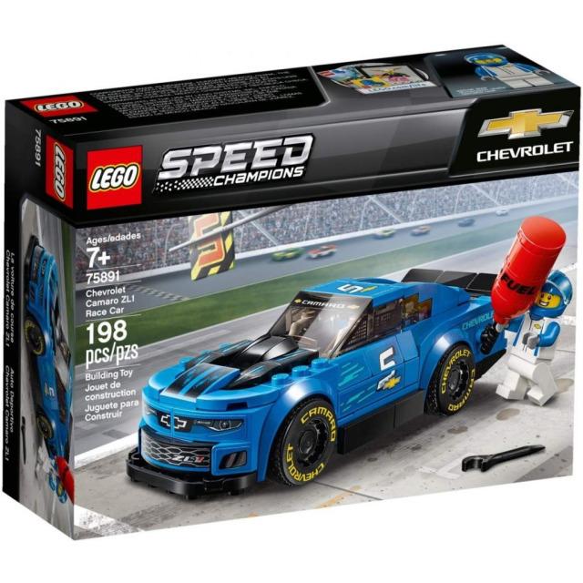 Obrázek produktu LEGO Speed Champions 75891 Chevrolet Camaro ZL1 Race Car