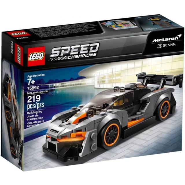Obrázek produktu LEGO Speed Champions 75892 McLaren Senna