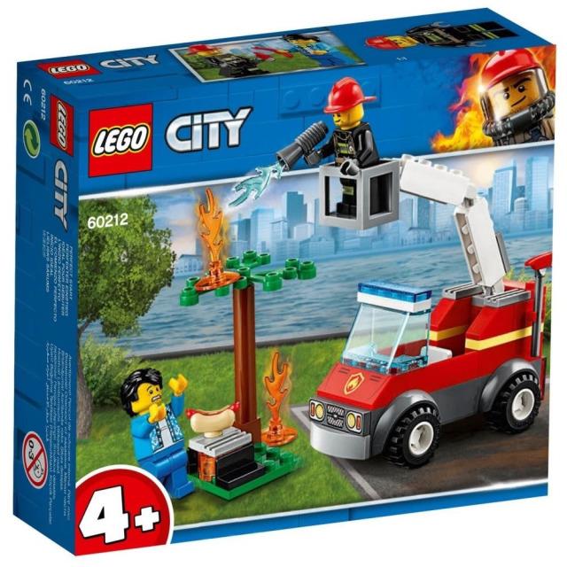 Obrázek produktu LEGO CITY 60212 Grilování a požár