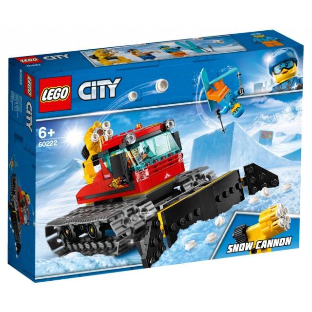 Obrázek produktu LEGO CITY 60222 Rolba