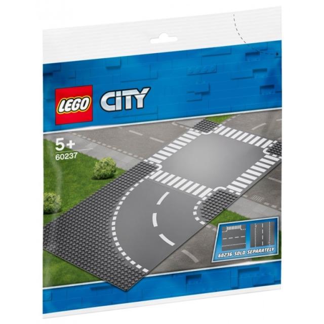 Obrázek produktu LEGO CITY 60237 Zatáčka s křižovatkou