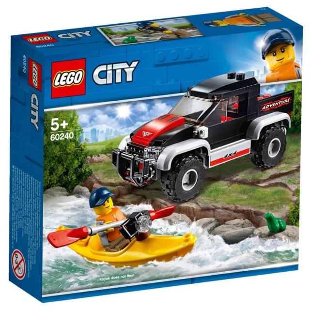 Obrázek produktu LEGO CITY 60240 Dobrodružství na kajaku