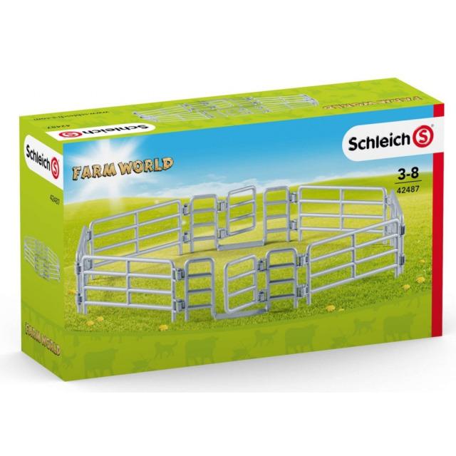 Obrázek produktu Schleich 42487 Ohrada na pastvinu