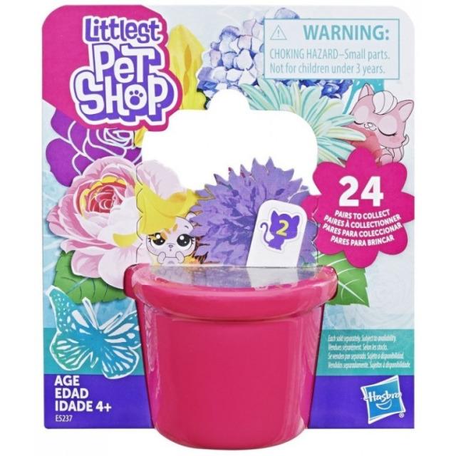 Obrázek produktu LPS Květinová zvířátka 2ks, Hasbro E5237