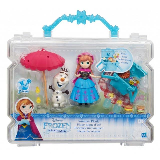 Obrázek produktu Frozen Ledové království Story Pack Letní Piknik, Hasbro C0459