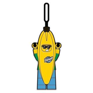 Obrázek 1 produktu LEGO Iconic Jmenovka na zavazadlo - Banana Guy