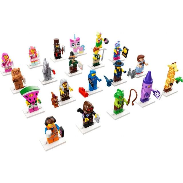 Obrázek produktu LEGO 71023 Ucelená kolekce 20 minifigurek LEGO® PŘÍBĚH 2