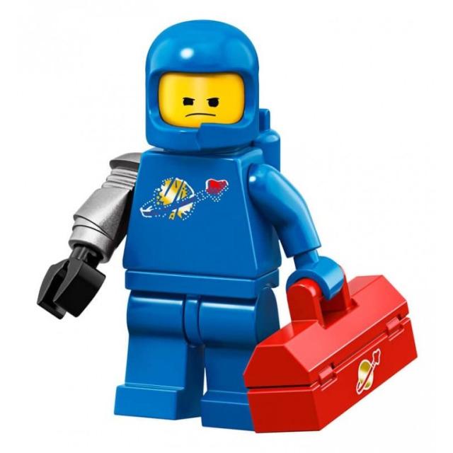 Obrázek produktu LEGO 71023 minifigurka LEGO® PŘÍBĚH 2 - Apokalypsák Benny