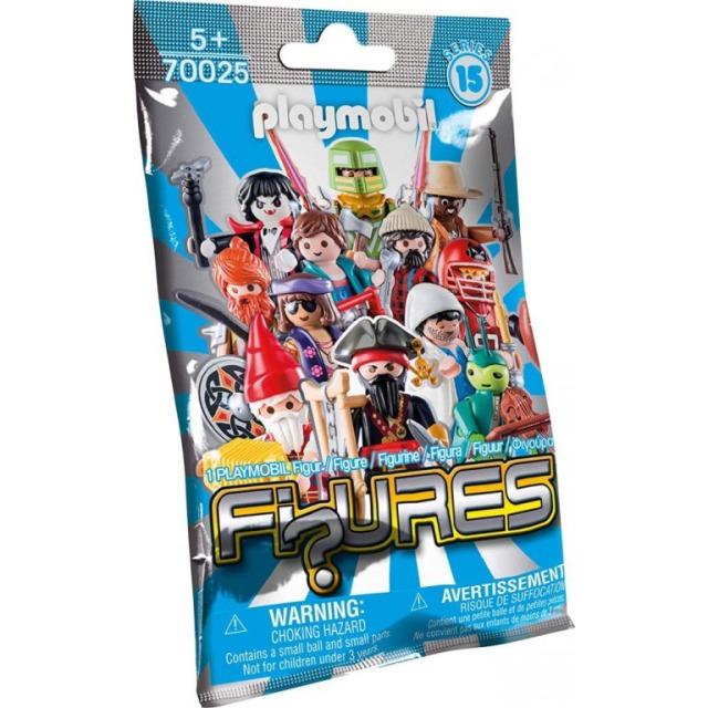 Obrázek produktu Playmobil 70025 Figurka v sáčku kluci, série 15
