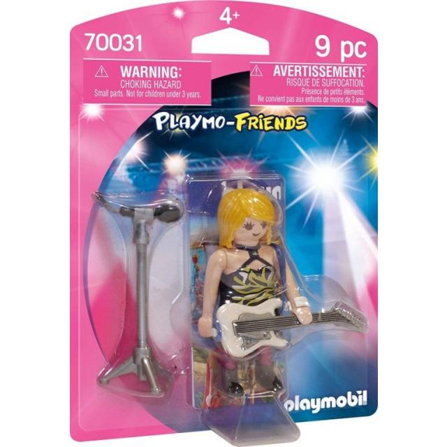 Obrázek produktu Playmobil 70031 Rocková hvězda