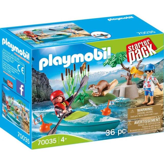 Obrázek produktu Playmobil 70035 Trénink kánoisty