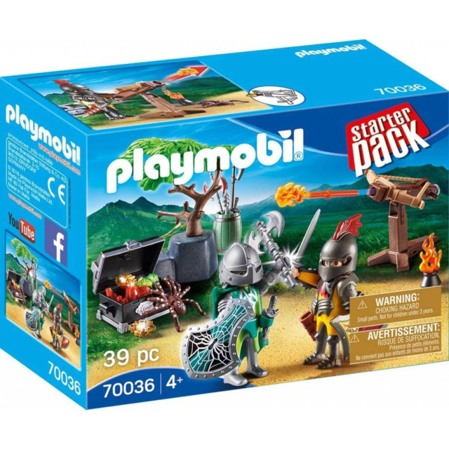 Obrázek produktu Playmobil 70036 Rytířský souboj