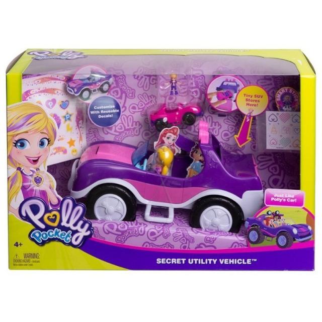 Obrázek produktu Polly Pocket Bugina, Mattel FWY26