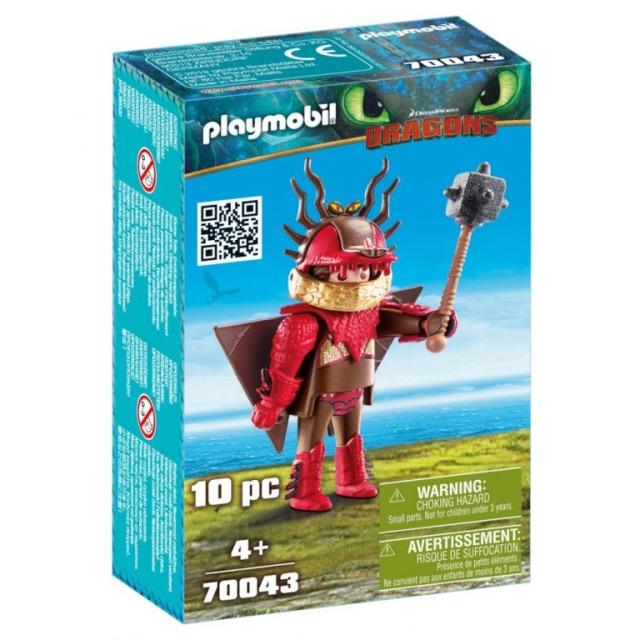 Obrázek produktu Playmobil 70043 Snoplivec v létacím plášti