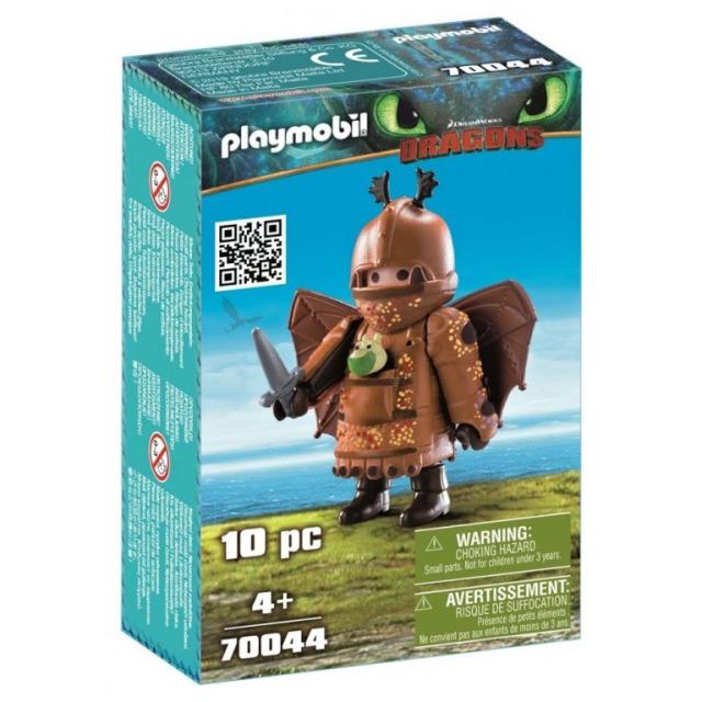 Obrázek produktu Playmobil 70044 Rybinoha v létacím plášti