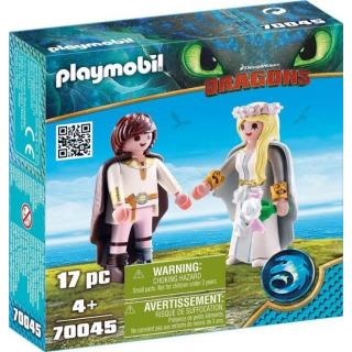 Obrázek 1 produktu Playmobil 70045 Astrid a Hipo, Novomanželský pár