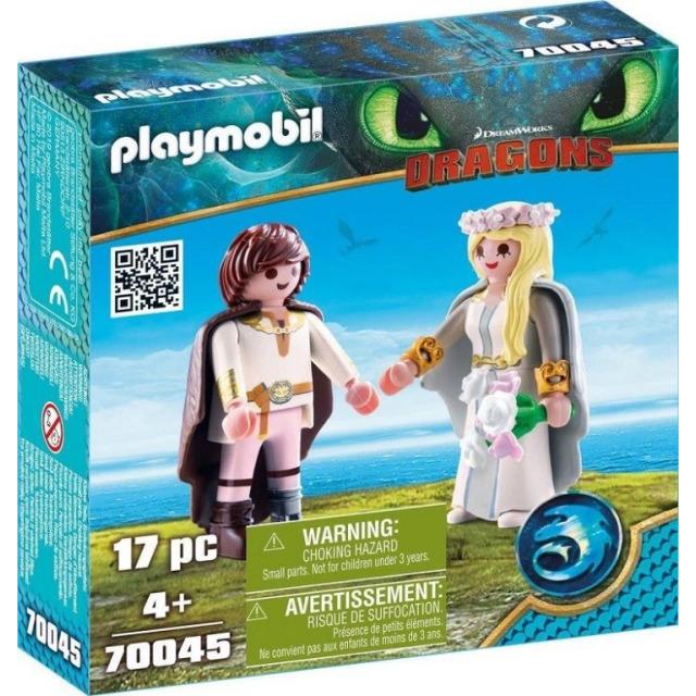Obrázek produktu Playmobil 70045 Astrid a Hipo, Novomanželský pár