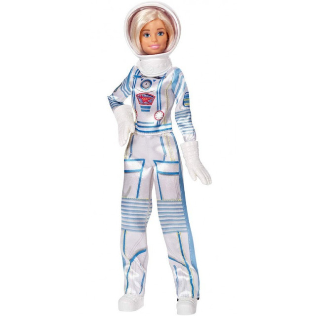 Obrázek produktu Barbie Povolání 60. výročí Kosmonautka, Mattel GFX24