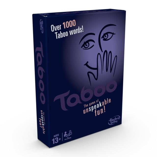 Obrázek produktu Hasbro TABOO CZ, společenská hra