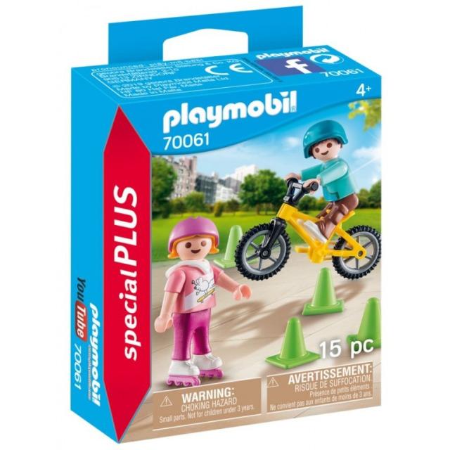 Obrázek produktu Playmobil 70061 Děti na hřišti