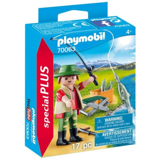 Obrázek produktu Playmobil 70063 Rybář
