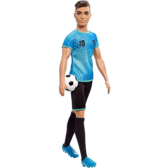 Obrázek produktu Mattel Barbie Ken Fotbalista, FXP02