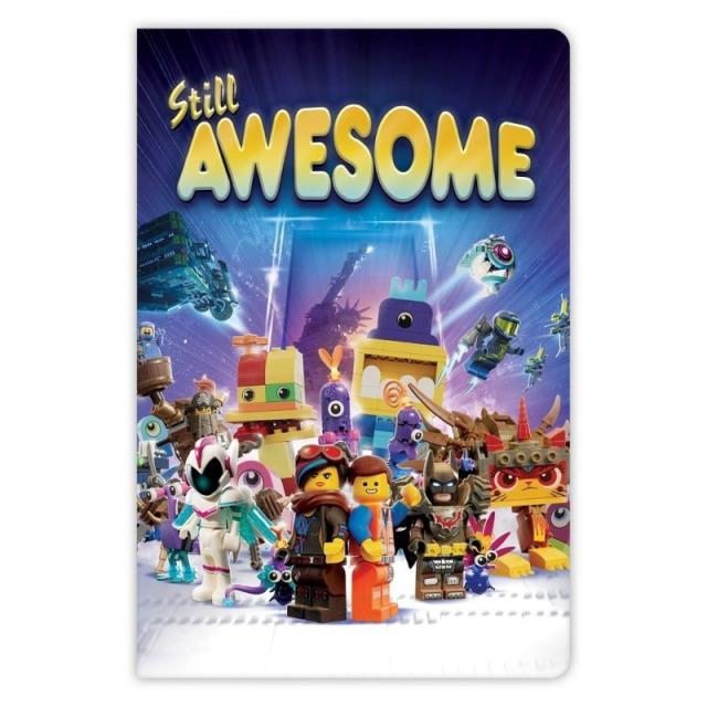Obrázek produktu LEGO MOVIE 2 Epic Space Opera, zápisník