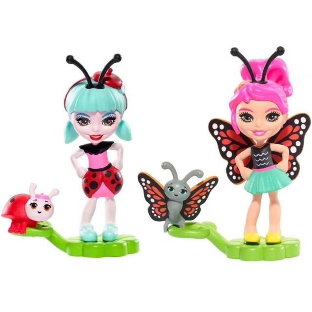 Obrázek produktu ENCHANTIMALS Beruška a Motýl, Mattel FXM87