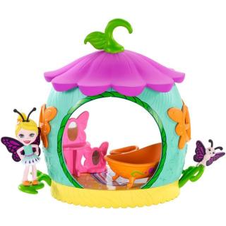 Obrázek 1 produktu ENCHANTIMALS Brouček s domečkem Koupelna, Mattel FXM97