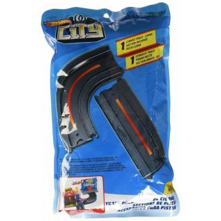 Obrázek 1 produktu Hot Wheels Dráha rovná a zatáčka, Mattel FXM40