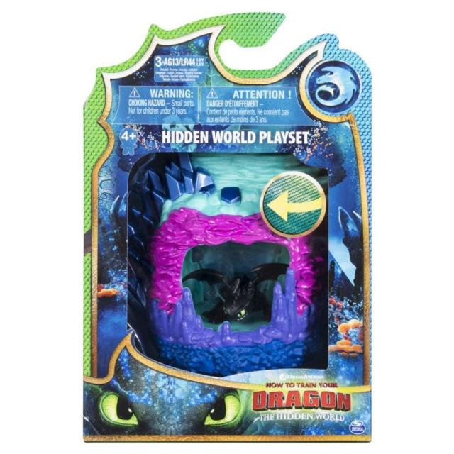Obrázek produktu Draci 3 - Dračí jeskyně Bezzubka
