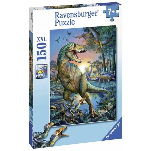 Obrázek produktu Ravensburger 10052 Puzzle Prehistorický obr 150 dílků