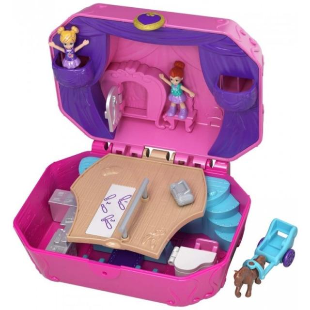 Obrázek produktu Polly Pocket Hudební skříňka s balerínou GCJ88