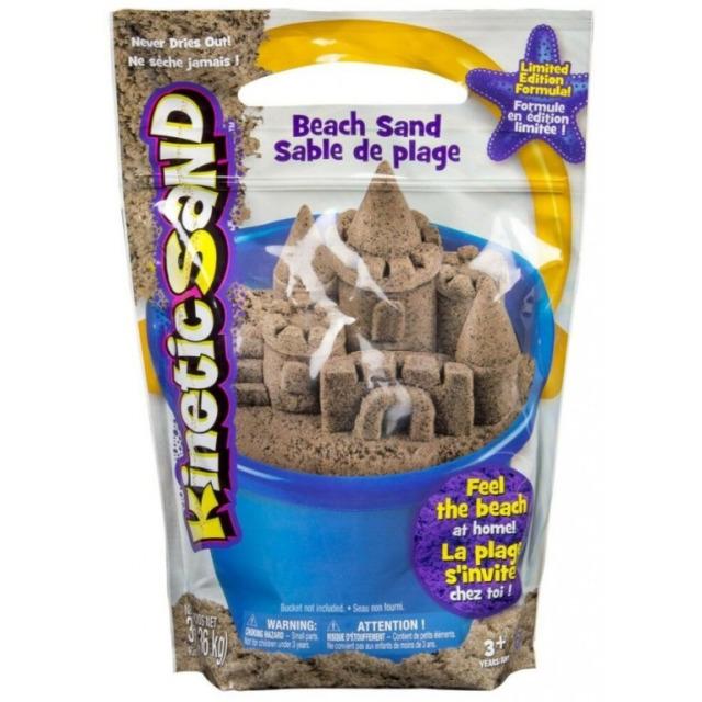 Obrázek produktu Kinetic Sand Přírodní tekutý písek 1,4 kg