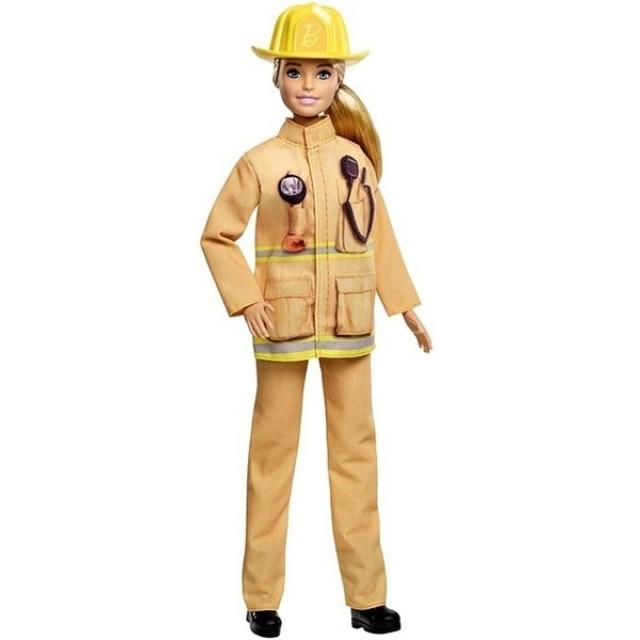 Obrázek produktu Barbie Povolání 60. výročí Záchranářka, Mattel GFX29