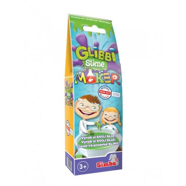 Obrázek produktu Glibbi Slime Maker zelený