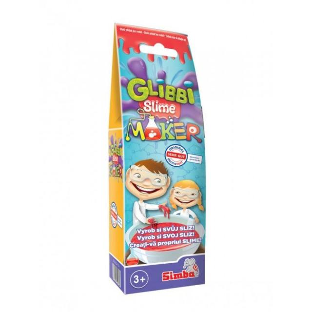 Obrázek produktu Glibbi Slime Maker červený