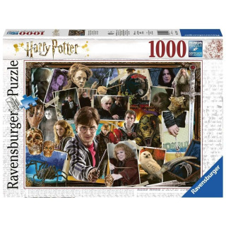 Obrázek 1 produktu Ravensburger 15170 Puzzle Harry Potter Voldemort 1000 dílků