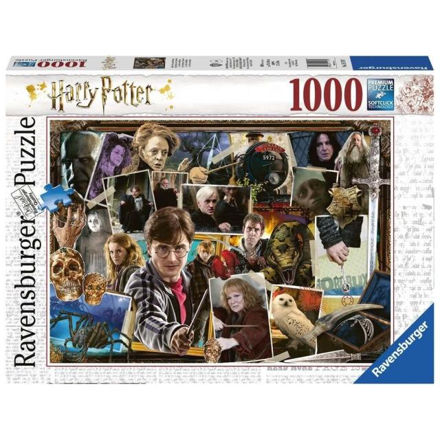 Obrázek produktu Ravensburger 15170 Puzzle Harry Potter Voldemort 1000 dílků