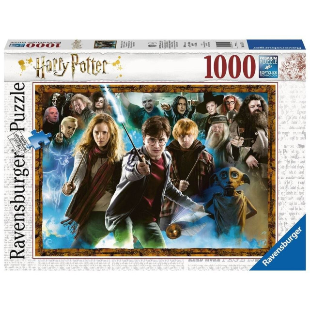 Obrázek produktu Ravensburger 15171 Puzzle Harry Potter 1000 dílků
